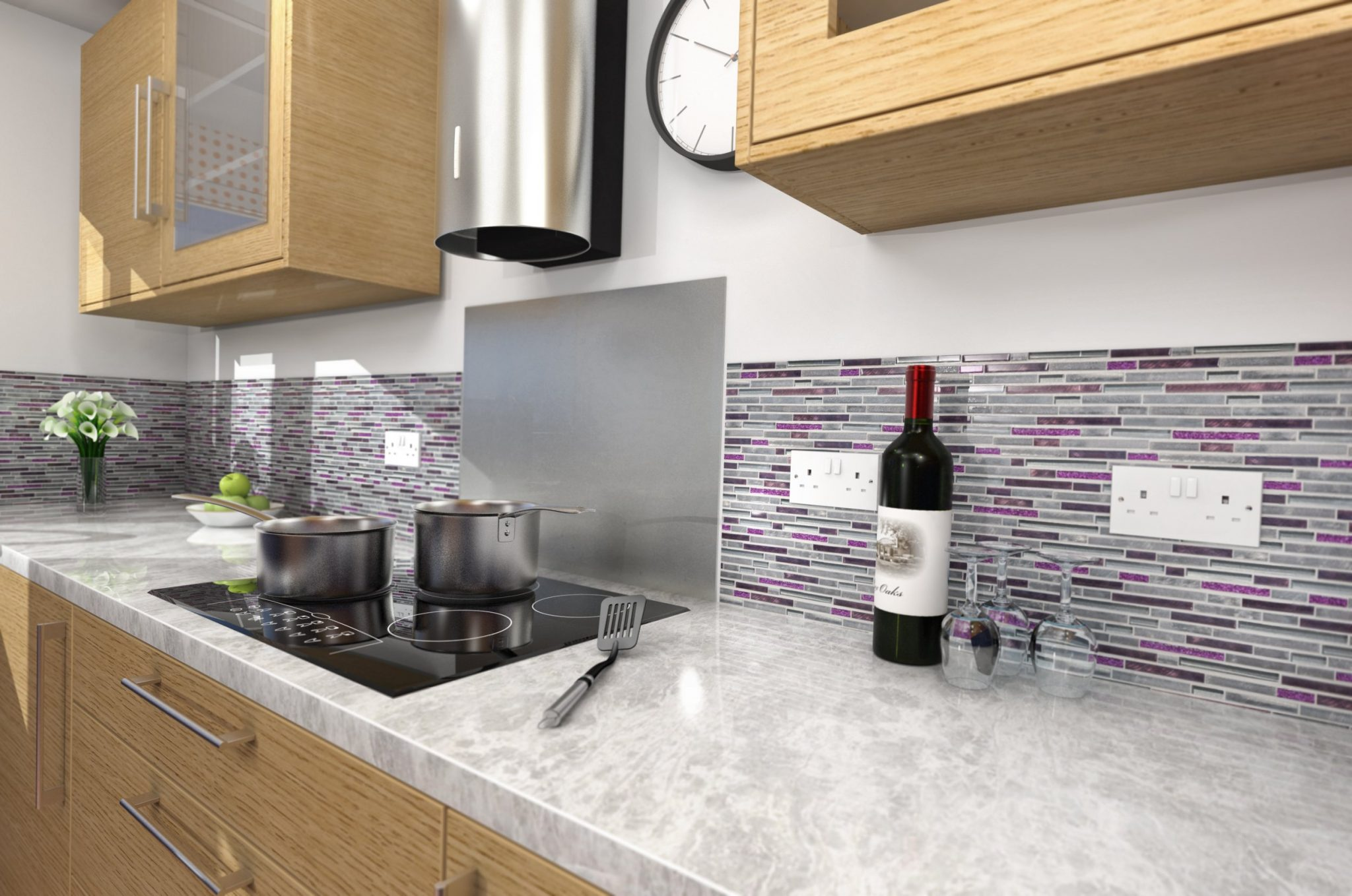 Kitchen Mosaic Tiles & Kitchen Mosaic Tiles | Mosaic Kitchen Tiles | Mosaic Village