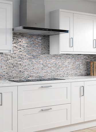 mixed Kitchen Mosaic Tiles