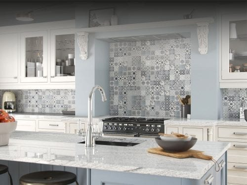 Decorum Stone Kitchen Tiles