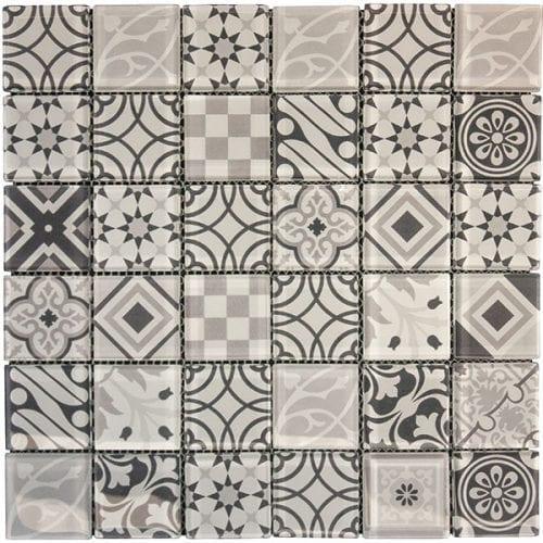 Decorum Glass Kitchen Tiles